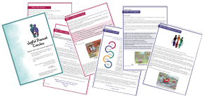 Your Parent Support Group material : Image of Joyful Parents Circle Pack (total number of pages 24)